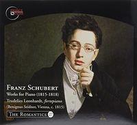 Trudelies Leonhardt - Schubert: Works For Piano