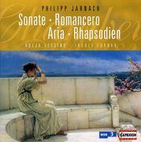 P. Jarnach - Piano Sonata