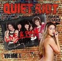 Quiet Riot - Live & Rare Volume 1
