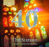 The Sixteen - 40 / Various (2pk)