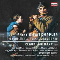 Claudi Arimany - Complete Flute Music 6