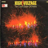 The Count Basie Orchestra - High Voltage (Uk)
