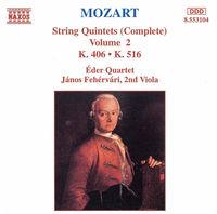 Janos Fehervari - String Quintets 2