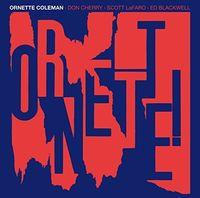 Ornette Coleman - Ornette (Spa)