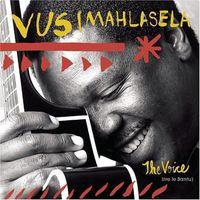 Vusi Mahlasela - Voice
