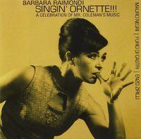 Barbara Raimondi - Singin' Ornette!!! (Ita)