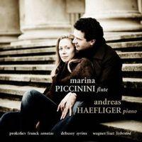 Andreas Haefliger - Sonatas / Syrinx / Liebestod