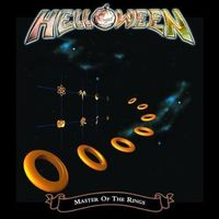 Helloween - Master Of The Rings (Uk)
