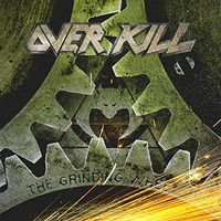 Overkill - The Grinding Wheel [Import]