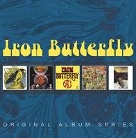 Iron Butterfly - Original Album Series (Uk)