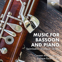 Hindemith / Martin - Music for Bassoon & Piano