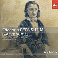 Jens Barnieck - Piano Music 1