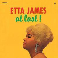 Etta James - At Last [Colored Vinyl] [180 Gram] (Wsv) (Spa)