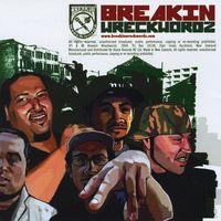 Breakin Wreckwordz - Vol. 1-Breakin Wreckwordz