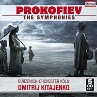 Gürzenich-Orchester Kölner Philharmoniker - Symphonies