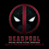 Various Artists - Deadpool (Original Soundtrack Album) [2-LP, 180 gram, Red/Black Starburst Vinyl]