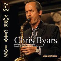 Chris Byars - New York City Jazz (Uk)