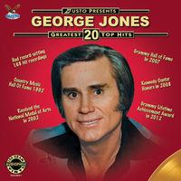 George Jones - Greatest 20 Top Hits [LP]