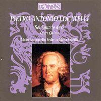 Locatelli - 6 Sonate a Tre