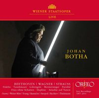 Johan Botha - Johan Botha: Wiener Staatsoper Live 1997-2014
