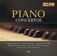 Various Artists - Piano Concertos