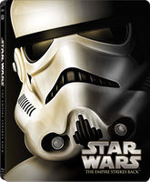 Star Wars - Star Wars: Episode V - The Empire Strikes Back [Steelbook]