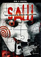 Saw [Movie] - Saw: The Complete Movie Collection