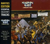 Marvin Gaye - I Want You [Rarities Edition]