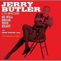 Jerry Butler - He Will Break Your Heart + Jerry Butler [Import]
