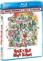Rock 'N' Roll High School [Movie] - Rock 'n' Roll High School (Roger Corman's Cult Classics)
