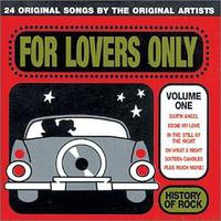 History Of Rock - Vol. 1-For Lovers Only