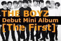 Boyz - Fist (Asia)