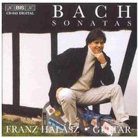 Franz Halasz - Guitar Sonatas