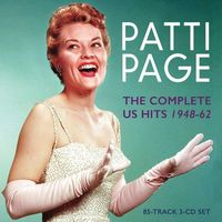 Patti Page - Complete Us Hits 1948-62