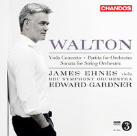 James Ehnes - Viola Concerto / Partita for Orchestra