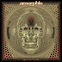 Amorphis - Queen Of Time [Colored Vinyl] (Red)