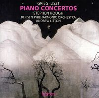 Grieg / Liszt / Bergen Philharmonic / Hough - Piano Concerto In A Minor