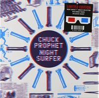 Chuck Prophet - 3D Night Surfer 7 Inch Singles Collection [Limited Edition Box Set]