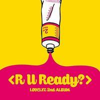 Lovelyz - Lovelyz 2nd Album (R U Ready?)