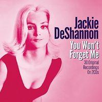 Jackie Deshannon - You Won't Forget Me - 30 Original Recordings On 2 CDs