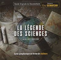 Eric Demarsan Ita - La Legende Des Sciences / O.S.T. (Ita)