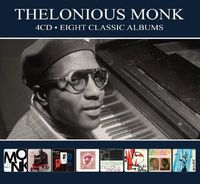 Thelonious Monk - 8 Classic Albums (Ger)