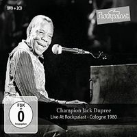 Champion Jack Dupree - Live At Rockpalast: Cologne 1980