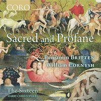 The Sixteen - Sacred And Profane
