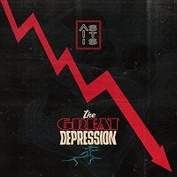 As It Is - The Great Depression [Red Smoke Swirl LP]