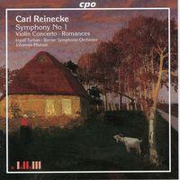 C. REINECKE - Symphony 1 / Violin Concerto
