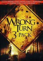 Wrong Turn [Movie] - Wrong Turn DVD 3 Pack