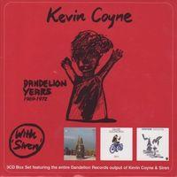 Kevin Coyne - The Dandelion Years 1969-1972