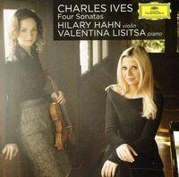 Hilary Hahn - Ives: Four Sonatas