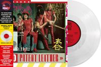 New York Dolls - Red Patent Leather (Wht)